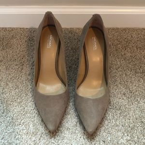 NEW Michael Kors Dorothy Suede Pumps